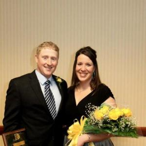 2013 NOYF Winners - Nick & Tara
